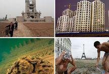 Urbanism / Cool abandoned buildings etc around the world