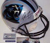Carolina Panthers Memorabilia / Carolina Panthers Memorabilia