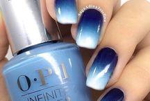 Nail design & color