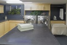 Laundry room / by Elizabeth Mills