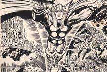 Jack Kirby / by Khoi Vinh