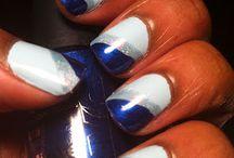 Nail Ideas / by Nadine Preston