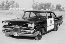 Police Cars / by Robert Bailey