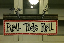 ROLL TIDE / by Lara Powell