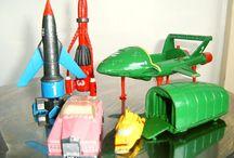 Thunderbirds stuff