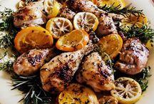 Dinner, chicken