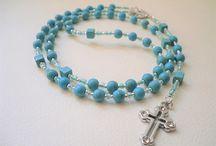 Prayer beads, Rosaries etc.