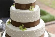 Brown Love ~ Wedding inspiration board / Brown palette wedding inspiration board