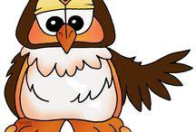 Hillander OWLS / by Nancy Ham