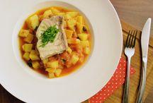 Halas ételkülönlegességek / Különböző halak legízletesebb elkészítési módjait kínálja Önöknek az ízesélet.hu !
