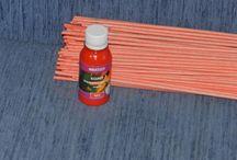 Поделки - плетение: подготовка, МК, секретики