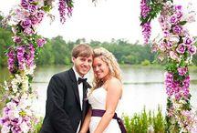 Wedding arch inspiration flowers
