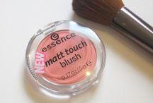 Blushing blush