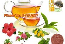 Fitness Tea. Green tea with herbs and spices / Tea in single dose pyramidal bags. Antioxidant, digestive, aids heart activity, boosts brain power, supports metabolism, adds important minerals and antioxidants to the diet.  Made in Italy