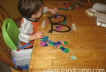 Toddler Crafts / crafts and activities to do with toddlers