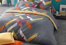 Parures de Lit / Découvrez  toutes les parures de lit sur www.capitaine-matelas.com pour donner un renouveau à votre chambre. Couleur, forme... Il y en a pour tous les goûts. #ParureDeLit