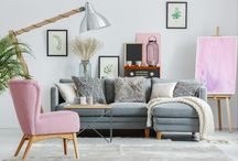 Living room/Salon / Living Room inspiration