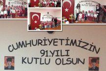 29 Ekim Cumhuriyet Bayramı Milenyumda