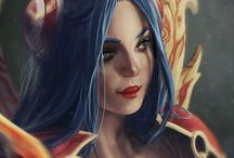 LoL Artwork / Good looking League of Legends Art