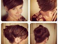 Hair / by Kristen Gentry