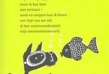 Juf Petra - onderwaterwereld