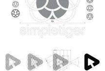 Custom hand lettered logo desing
