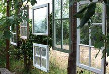 gamle vindu
