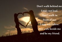 Friendship Love Quotes / The best collection of Friendship Love Quotes