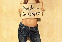 Korean 여자