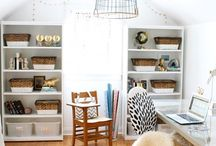 Home Office Space #Inspiration