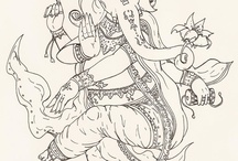 Ganesha  / by Sarah Peyrow