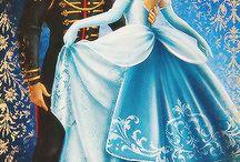 Disney Cinderella,cinderella and the  Prince