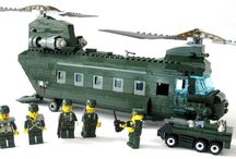 Lego: leger