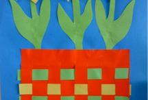 Lente - bloemen en planten