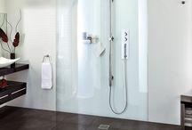 Aqata Wet Room Shower Screens