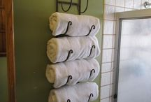 Bathroom ideas / by Donetta Dalman