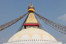 Boudhanath (Boudha stupa) Kathmandu Nepal / Boudhanath (Boudha stupa) Kathmandu The origanal Stupa was built at the beginning of the 16th century. The Stupa which you see today was built around the early 20th century. Boudhanath is the largest Stupa in Nepal and has a height of around 43 meters and the area of Boudhanath is approx 82 meters. Boudhanath is a world heritage site and it is also the holiest tibetan temple outside of Tibet.
