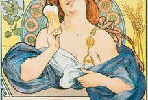 Art Nouveau (Affiches)