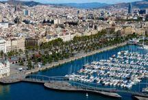 Beautiful ports in Europe!