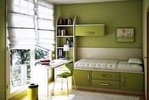 Kid's Room / by Luz Thomasson