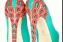 every girl's passion: SHOES! / by Isis Burgos