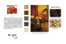 BLING COLOR PALETTE AMBER / Inspiration