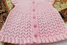 knitted dress for girl