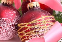 Ornaments...Can't Have Too Many / I absolutely love Christmas ornaments. They tell a story each year that as you pull them out of the box. Probably one of my favorite collections. / by Anita Self