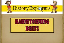 History Explorers Historical Narratives / These fun historical narratives and their associated colourful power points are available for purchase from the History Explorers store at Teachers pay Teachers, Designed by Teachers and Teach in a Box.