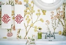 Powder Room / by Abby Garrison