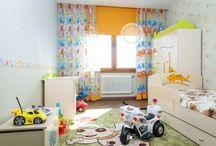 Шторы для детской (работы Акмэ) / Шторы для детских комнат, для мальчиков, девочек, новорождённых, малышей и подростков