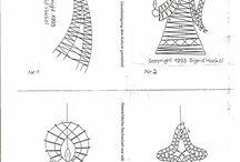 Lenka / paličkovani-bobin lace