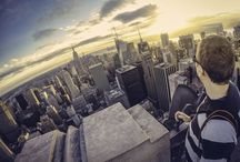 Concrete Jungle / #GoPro / by GoPro