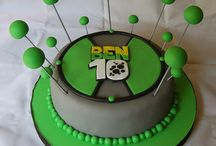 Ben 10 Party Ideas